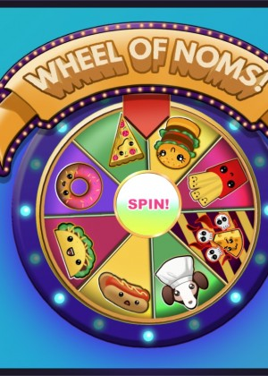 Wheel of Noms